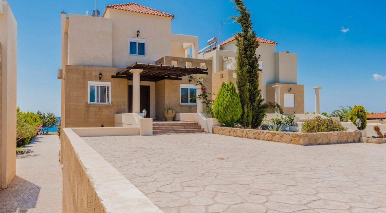 Seafront Villa Rhodes Greece. Properties in Rhodes 2