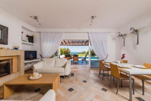 Seafront Villa Rhodes Greece. Properties in Rhodes 21