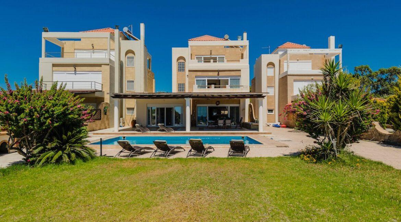 Seafront Villa Rhodes Greece. Properties in Rhodes 23