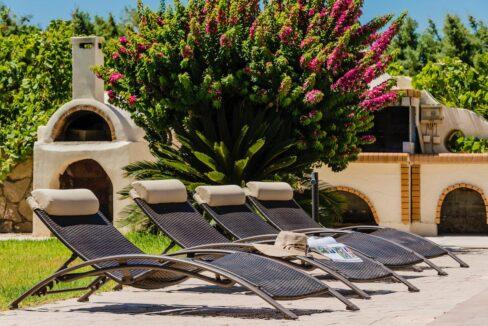 Seafront Villa Rhodes Greece. Properties in Rhodes 3