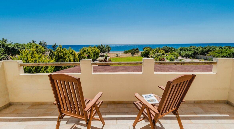 Seafront Villa Rhodes Greece. Properties in Rhodes 4