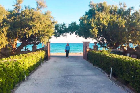 Seafront Villa Zante Island Greece, Luxury seaside villa 13