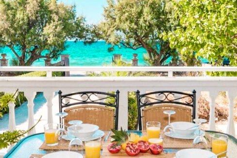 Seafront Villa Zante Island Greece, Luxury seaside villa 14