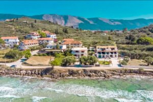 Seafront Villa Zante Island Greece, Luxury seaside villa