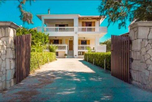 Seafront Villa Zante Island Greece, Luxury seaside villa 16