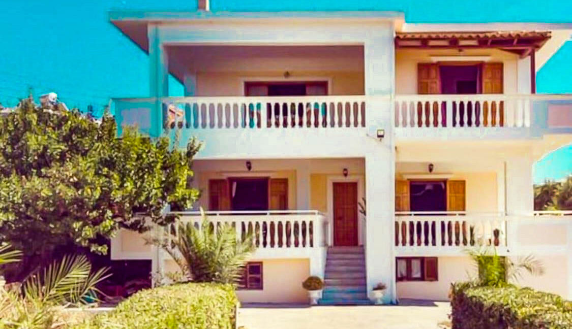Seafront Villa Zante Island Greece, Luxury seaside villa 4