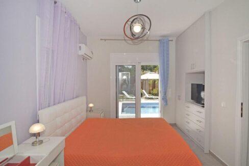 Seafront Villas in Zakynthos, Complex of 2 villas for sale 14