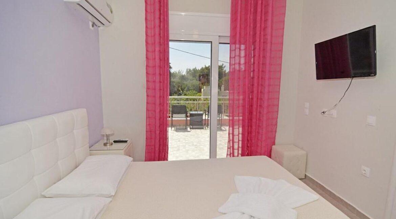 Seafront Villas in Zakynthos, Complex of 2 villas for sale 21