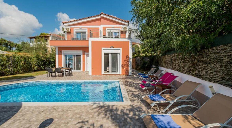 Seafront Villas in Zakynthos, Complex of 2 villas for sale 27