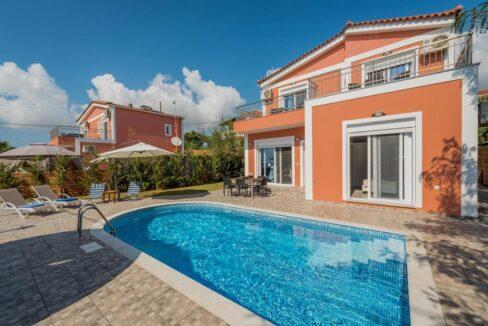 Seafront Villas in Zakynthos, Complex of 2 villas for sale 28