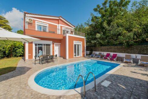 Seafront Villas in Zakynthos, Complex of 2 villas for sale 29