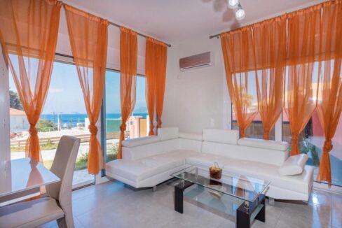 Seafront Villas in Zakynthos, Complex of 2 villas for sale 3