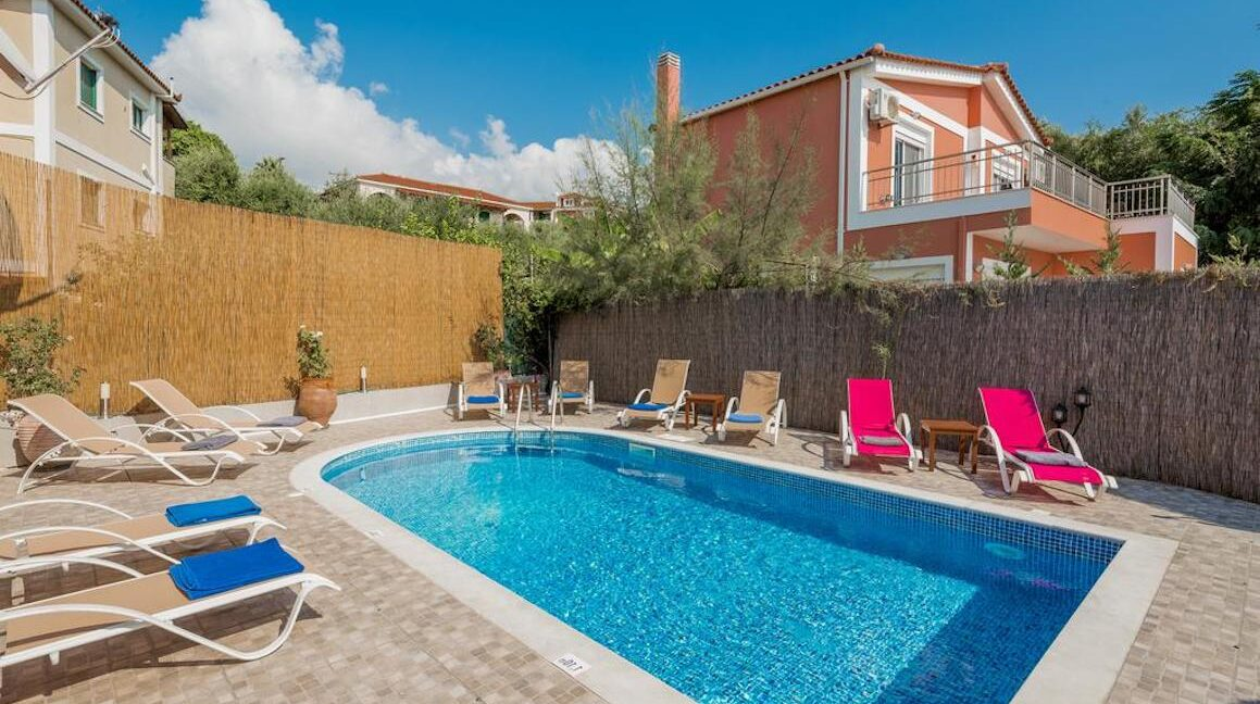 Seafront Villas in Zakynthos, Complex of 2 villas for sale 30