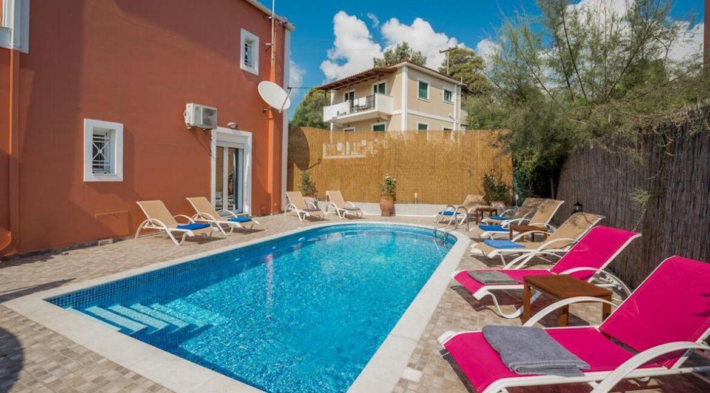 Seafront Villas in Zakynthos, Complex of 2 villas for sale 32