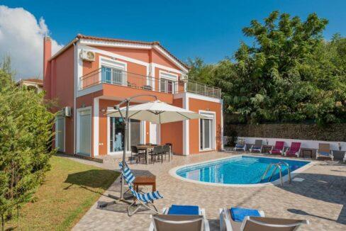 Seafront Villas in Zakynthos, Complex of 2 villas for sale 36