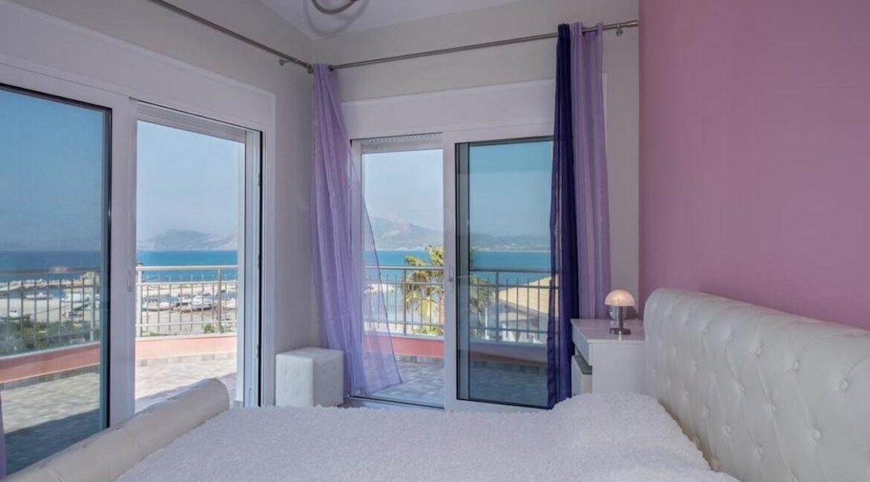 Seafront Villas in Zakynthos, Complex of 2 villas for sale 7