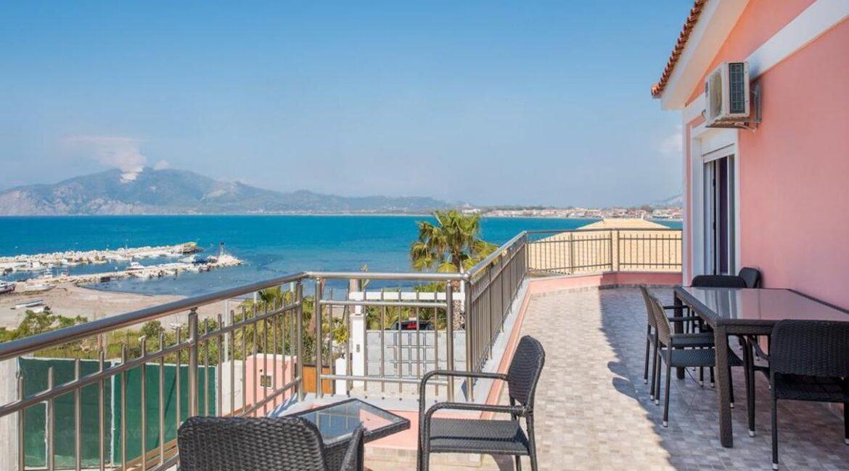 Seafront Villas in Zakynthos, Complex of 2 villas for sale 8