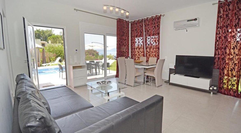 Seafront Villas in Zakynthos, Complex of 2 villas for sale 9