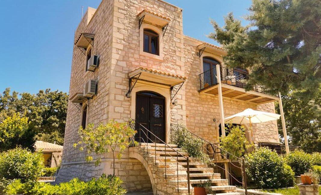 Stone Built Villa in Apokoronas Chania. Homes for Sale Crete Greece