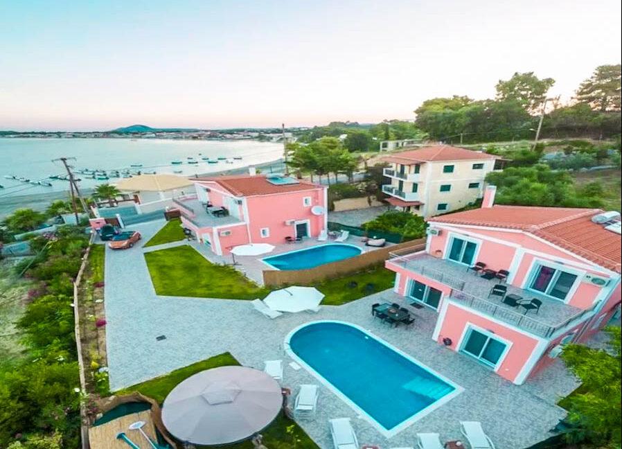 Stone Properties for Sale in Zakynthos Island Greece. Small Hotel for Sale in Zante Greece 1