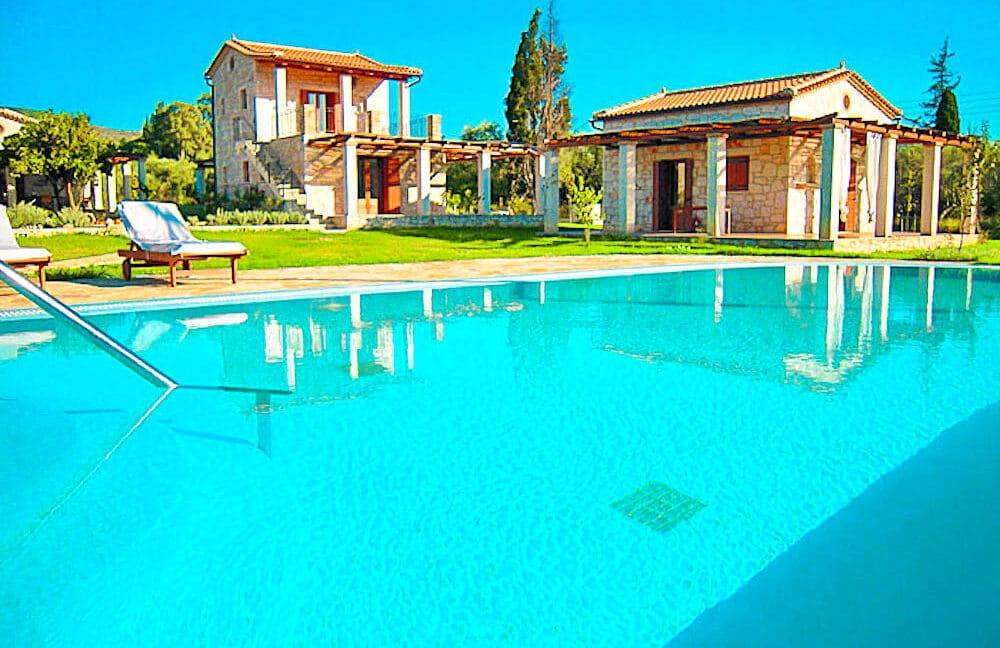 Stone Properties for Sale in Zakynthos Island Greece. Small Hotel for Sale in Zante Greece