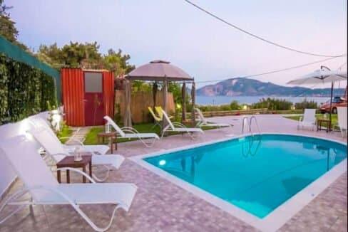 Stone Properties for Sale in Zakynthos Island Greece. Small Hotel for Sale in Zante Greece 2
