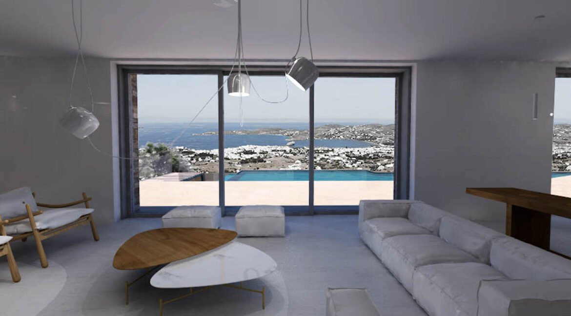 Villa for Sale in Paros Greece, Cave Style Villa in Parikia 15