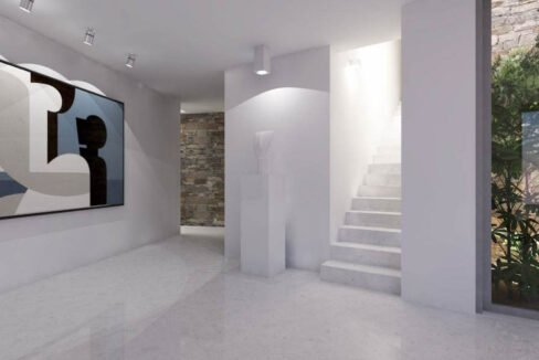 Villa for Sale in Paros Greece, Cave Style Villa in Parikia 16