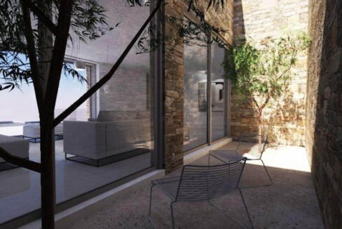 Villa for Sale in Paros Greece, Cave Style Villa in Parikia 18