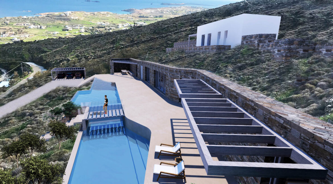 Villa for Sale in Paros Greece, Cave Style Villa in Parikia 3