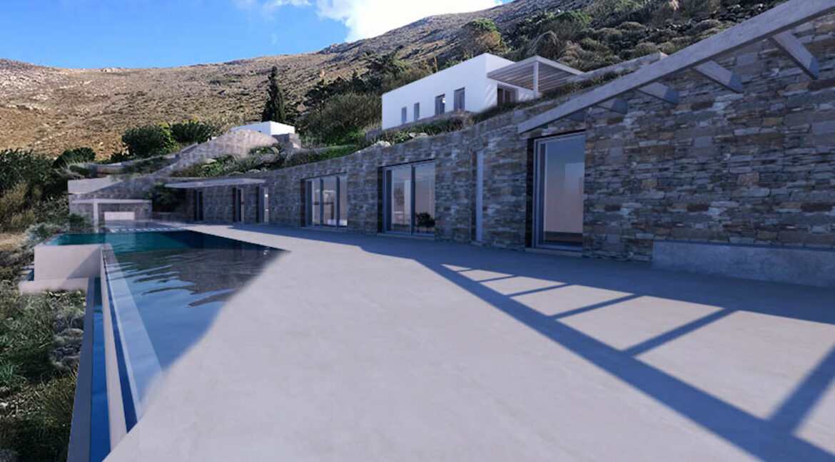 Villa for Sale in Paros Greece, Cave Style Villa in Parikia 4