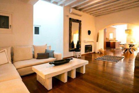 Villa in Super Paradise Mykonos Greece for Sale, Villas Mykonos for Sale 23