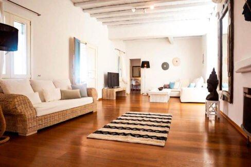 Villa in Super Paradise Mykonos Greece for Sale, Villas Mykonos for Sale 24
