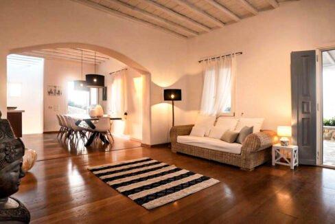 Villa in Super Paradise Mykonos Greece for Sale, Villas Mykonos for Sale 25
