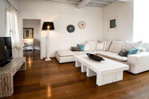 Villa in Super Paradise Mykonos Greece for Sale, Villas Mykonos for Sale 26