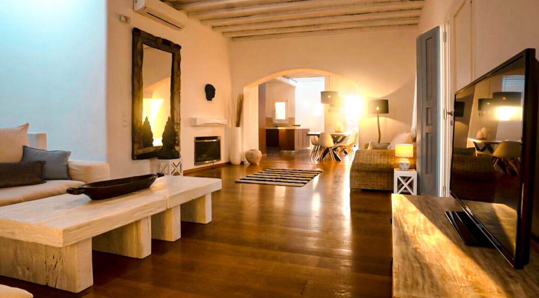 Villa in Super Paradise Mykonos Greece for Sale, Villas Mykonos for Sale 27
