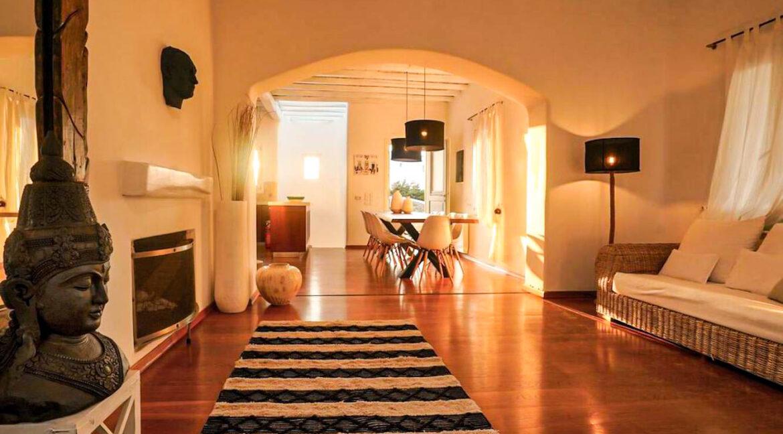 Villa in Super Paradise Mykonos Greece for Sale, Villas Mykonos for Sale 29