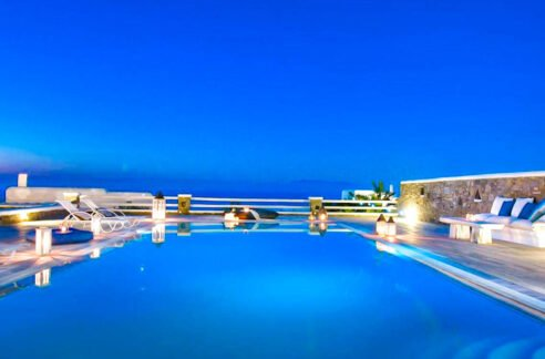 Villa in Super Paradise Mykonos Greece for Sale, Villas Mykonos for Sale