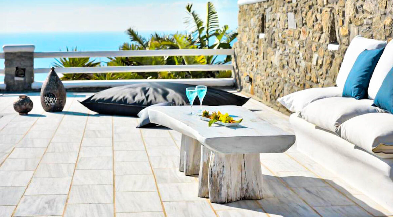 Villa in Super Paradise Mykonos Greece for Sale, Villas Mykonos for Sale 32