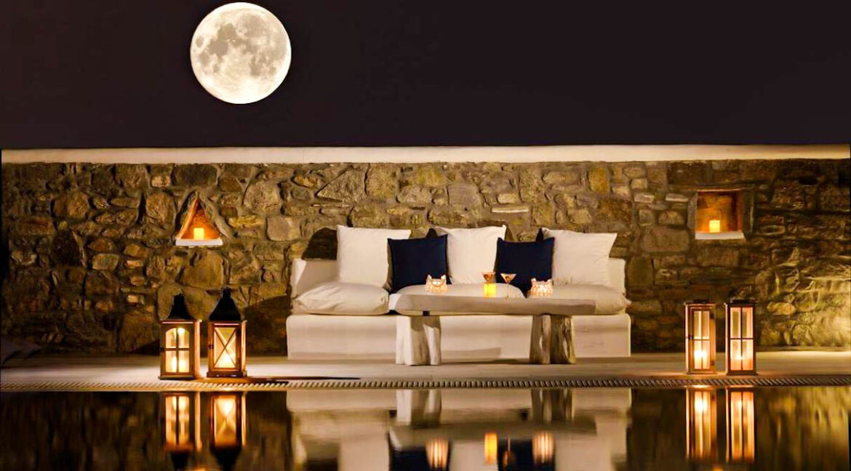 Villa in Super Paradise Mykonos Greece for Sale, Villas Mykonos for Sale 35