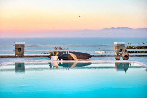 Villa in Super Paradise Mykonos Greece for Sale, Villas Mykonos for Sale 36