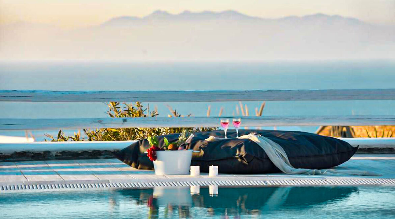 Villa in Super Paradise Mykonos Greece for Sale, Villas Mykonos for Sale 37