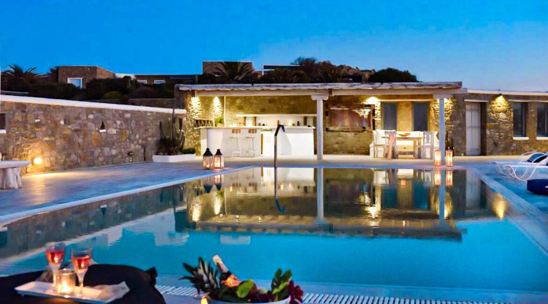 Villa in Super Paradise Mykonos Greece for Sale, Villas Mykonos for Sale 41