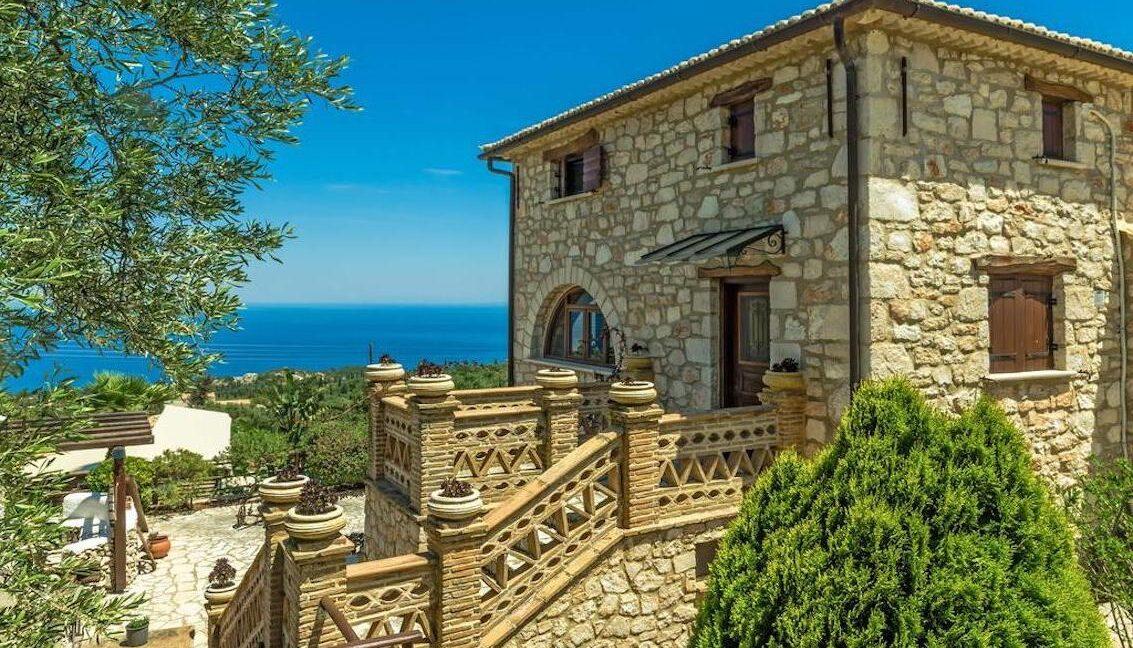 villas in Zakynthos for sale 29