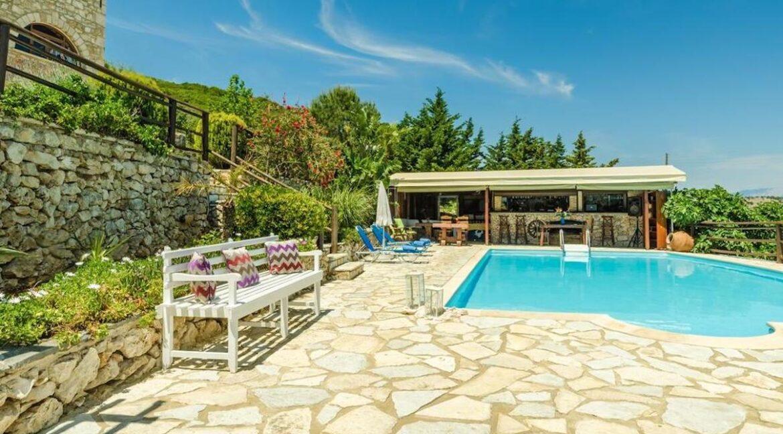 villas in Zakynthos for sale 30
