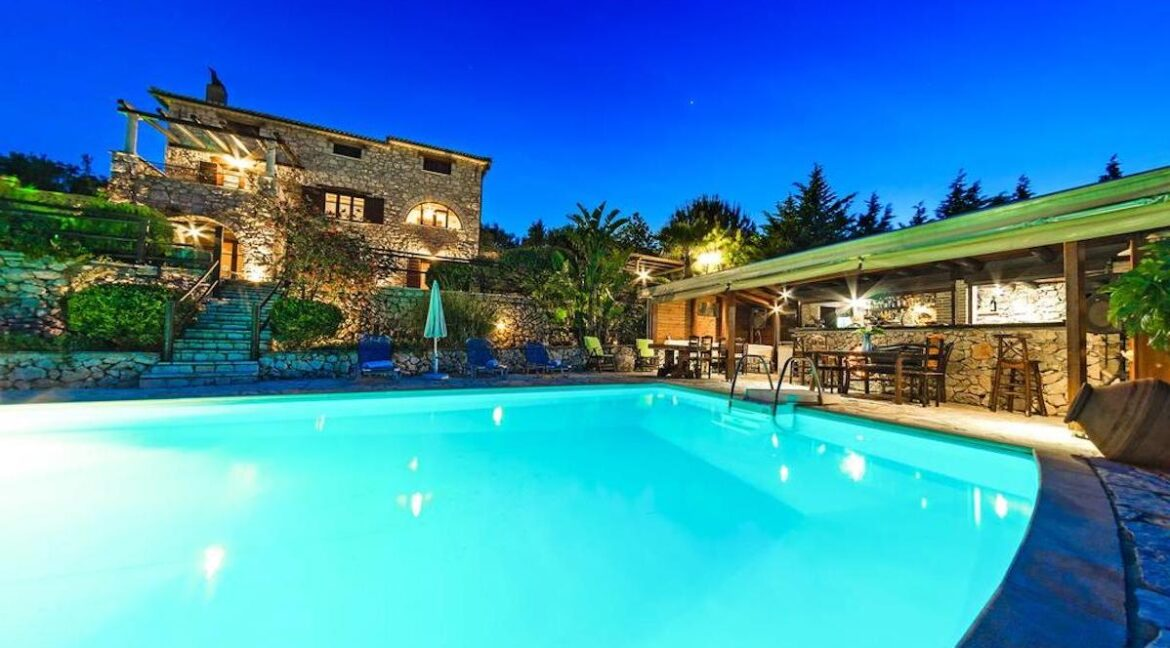 villas in Zakynthos for sale