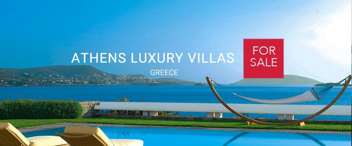 Αthens real estate, Luxury Villas in Athens, Athens real estate, Athens property for sale