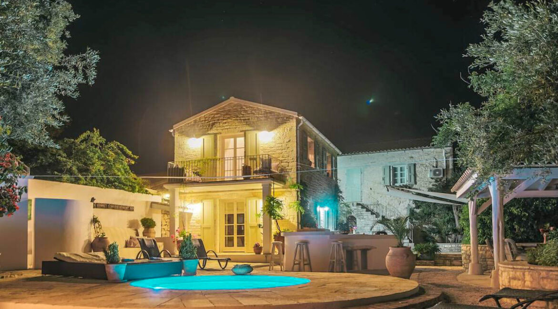 Beautiful Traditional Stone House at Paxos Island Near Corfu 1