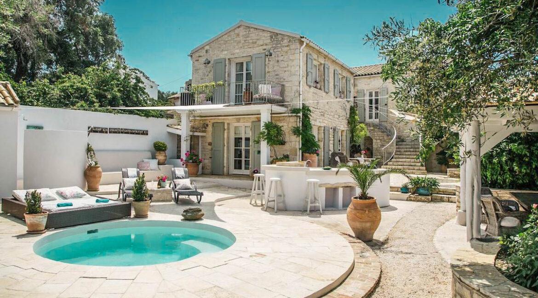 Beautiful Traditional Stone House at Paxos Island Near Corfu 27