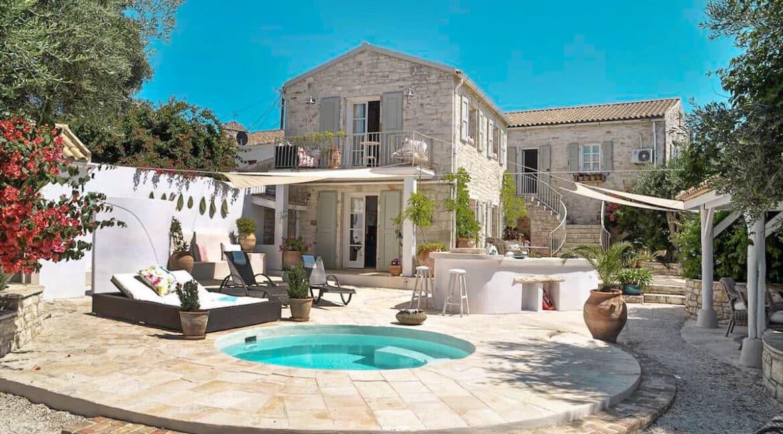 Beautiful Traditional Stone House at Paxos Island Near Corfu 30